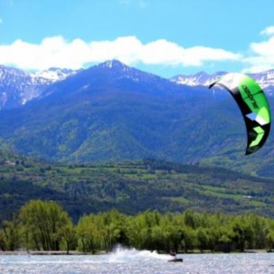 lac kite surf